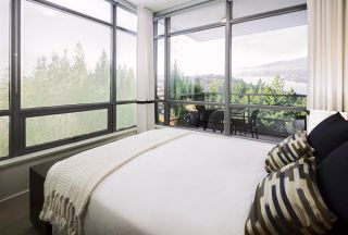 Photo 6: 306 9060 UNIVERSITY CRESCENT in Burnaby: Simon Fraser Univer. Condo for sale (Burnaby North)  : MLS®# R2057977
