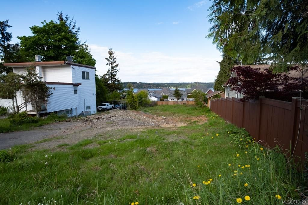 Main Photo: 801 Alder St in : CR Campbell River Central Land for sale (Campbell River)  : MLS®# 876129
