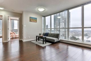 """Photo 3: 1605 2978 GLEN Drive in Coquitlam: North Coquitlam Condo for sale in """"Grand Central One"""" : MLS®# R2534057"""