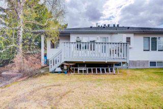 Photo 26: 118 LAKESIDE Place: Leduc House Half Duplex for sale : MLS®# E4243953