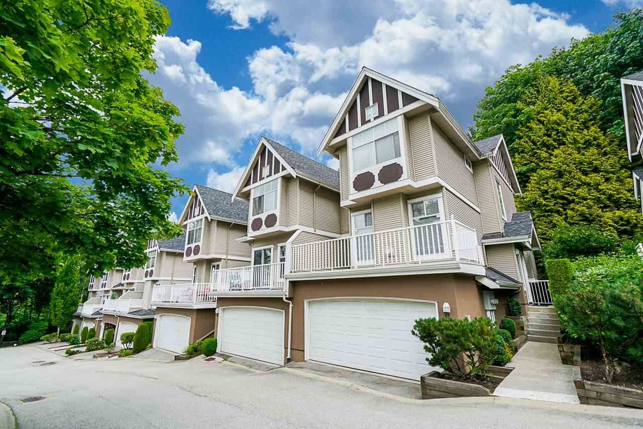 "Main Photo: 16 7488 MULBERRY Place in Burnaby: The Crest Townhouse for sale in ""Sierra Ridge"" (Burnaby East)  : MLS®# R2468404"