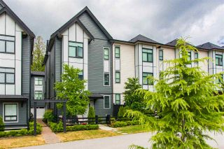 """Photo 1: 26 2427 164 Street in Surrey: Grandview Surrey Townhouse for sale in """"THE SMITH"""" (South Surrey White Rock)  : MLS®# R2530372"""