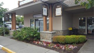 Photo 1: 110 7088 West Saanich Rd in : CS Brentwood Bay Retail for sale (Central Saanich)  : MLS®# 859194