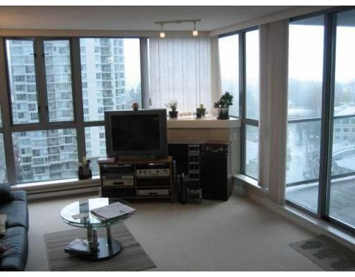 Photo 2: Photos: # 1203 295 GUILDFORD WY in Port Moody: Condo for sale : MLS®# V819220
