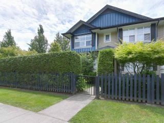 """Photo 1: 1 18199 70 Avenue in Surrey: Cloverdale BC Townhouse for sale in """"AUGUSTA"""" (Cloverdale)  : MLS®# R2418481"""