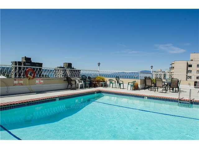 """Main Photo: 1203 1100 HARWOOD Street in Vancouver: West End VW Condo for sale in """"MARTINIQUE"""" (Vancouver West)  : MLS®# V1136794"""