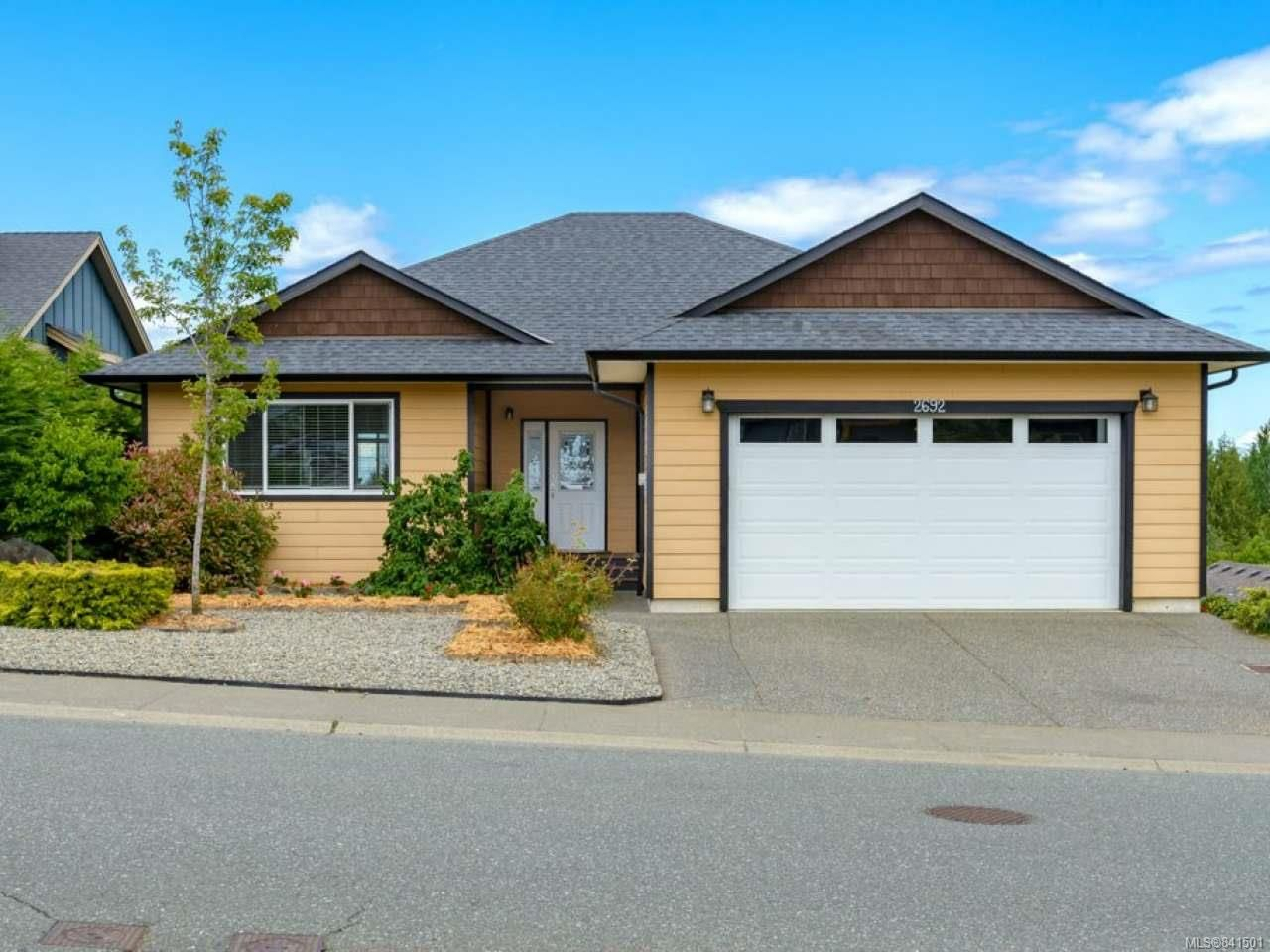 Main Photo: 2692 Rydal Ave in CUMBERLAND: CV Cumberland House for sale (Comox Valley)  : MLS®# 841501