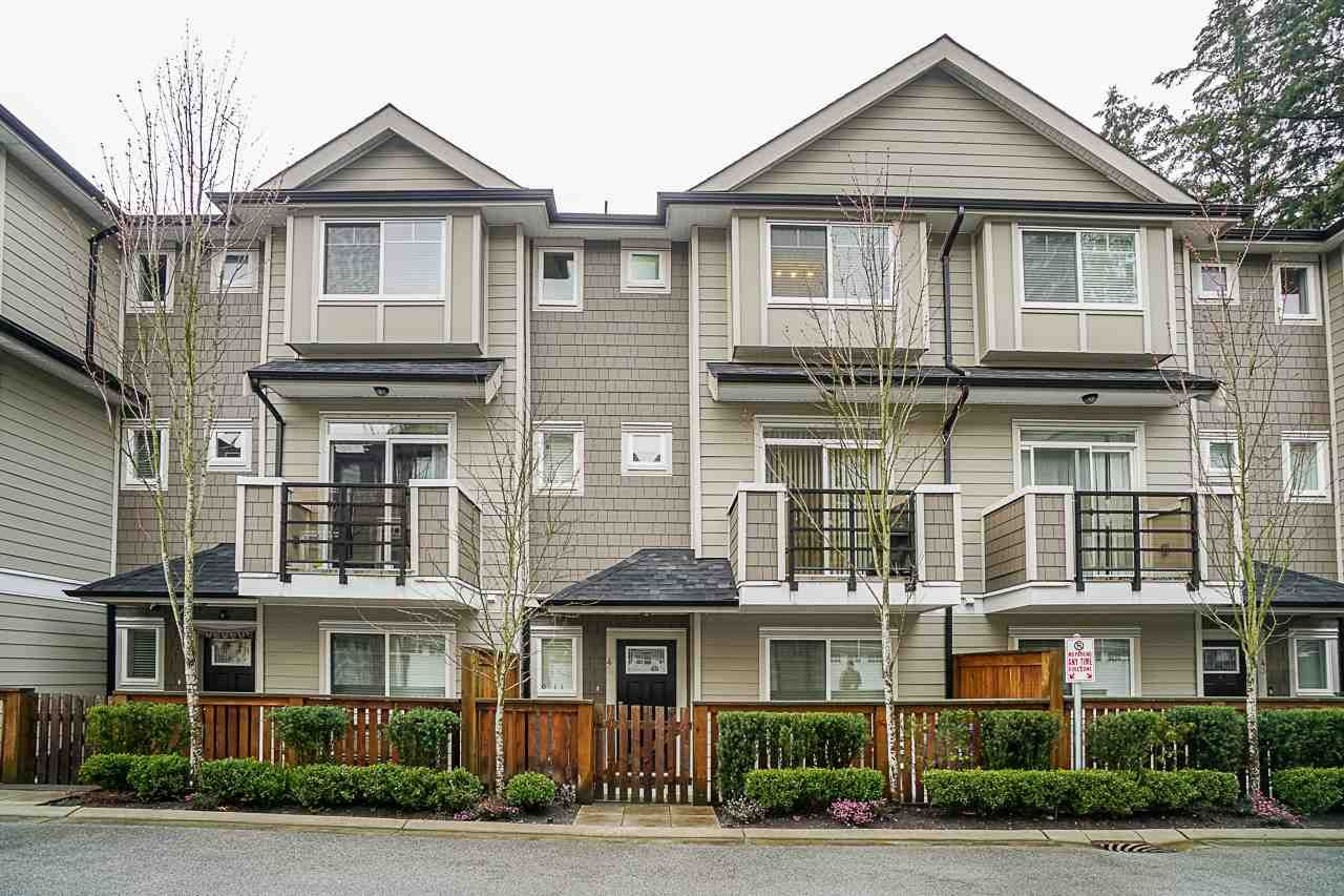 "Main Photo: 42 14285 64 Avenue in Surrey: East Newton Townhouse for sale in ""ARIA LIVING"" : MLS®# R2556512"