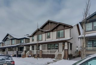 Photo 3: 65 Skyview Point Green NE in Calgary: Skyview Ranch Semi Detached for sale : MLS®# A1070707