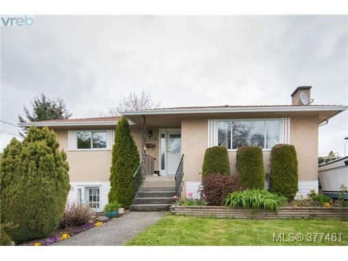 Main Photo: 1014 Londonderry Rd in VICTORIA: SE Lake Hill House for sale (Saanich East)  : MLS®# 757712