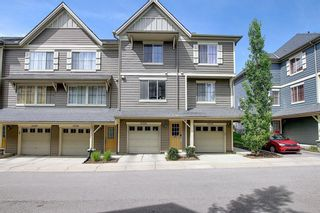 Photo 1: 2304 125 Panatella Way NW in Calgary: Panorama Hills Row/Townhouse for sale : MLS®# A1121817