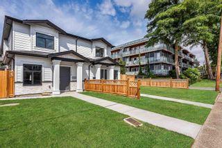 Photo 1: 7359 14TH Avenue in Burnaby: East Burnaby 1/2 Duplex for sale (Burnaby East)  : MLS®# R2611908