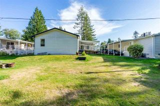 "Photo 29: 54 24330 FRASER Highway in Langley: Otter District Manufactured Home for sale in ""LANGLEY GROVE ESTATES"" : MLS®# R2463203"