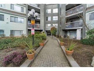 "Photo 1: 108 5700 200 Street in Langley: Langley City Condo for sale in ""Langley Village"" : MLS®# R2482231"