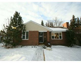 Photo 1:  in CALGARY: Richmond Park Knobhl Residential Detached Single Family for sale (Calgary)  : MLS®# C3244409