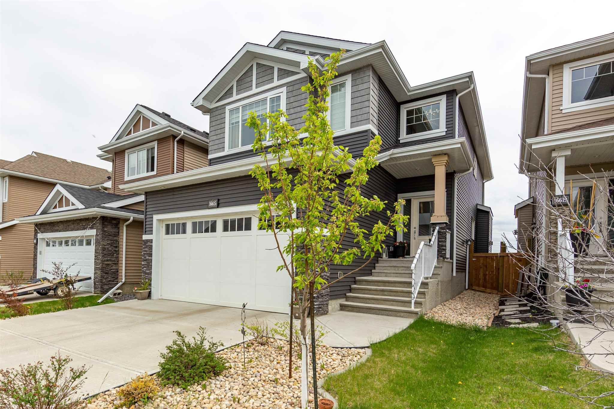 Main Photo: 16615 18 Avenue in Edmonton: Zone 56 House for sale : MLS®# E4246800