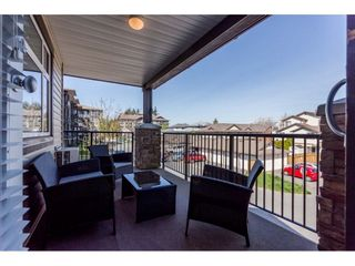 """Photo 16: 204 19939 55A Avenue in Langley: Langley City Condo for sale in """"Madison Crossing"""" : MLS®# R2261484"""