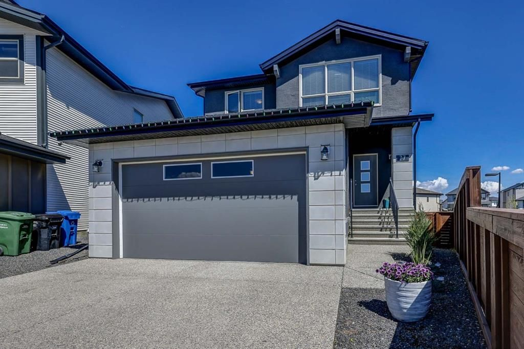 Main Photo: 77 Walden Close SE in Calgary: Walden Detached for sale : MLS®# A1106981