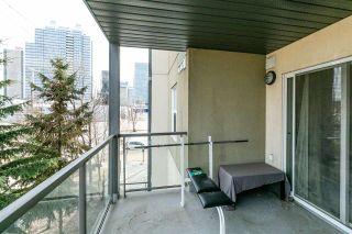Photo 12: 214 10118 106 Avenue in Edmonton: Zone 08 Condo for sale : MLS®# E4239644