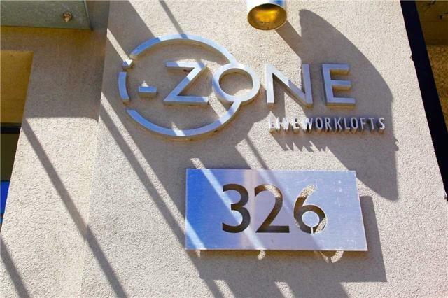 Main Photo: 326 Carlaw Ave Unit #215 in Toronto: South Riverdale Condo for sale (Toronto E01)  : MLS®# E3574849