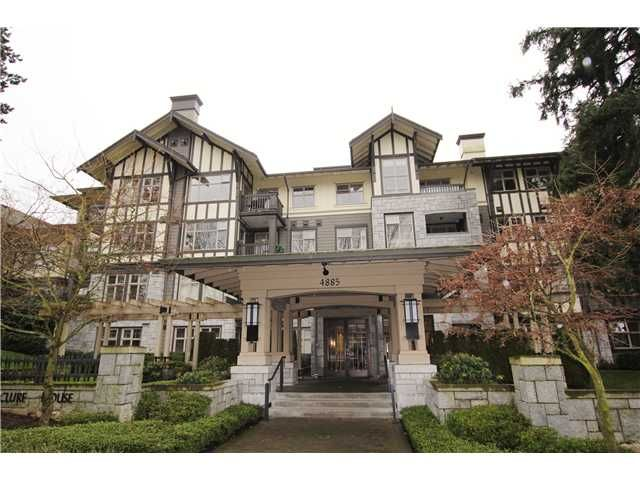 """Main Photo: #106 4885 Valley Drive in Vancouver: Quilchena Condo for sale in """"MACLURE HOUSE"""" (Vancouver West)"""