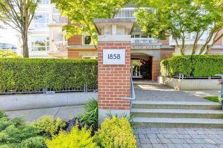 """Photo 3: 307 1858 W 5TH Avenue in Vancouver: Kitsilano Condo for sale in """"GREENWICH"""" (Vancouver West)  : MLS®# R2488526"""