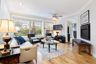"""Photo 11: 107 525 WHEELHOUSE Square in Vancouver: False Creek Condo for sale in """"HENLEY COURT"""" (Vancouver West)  : MLS®# R2529742"""