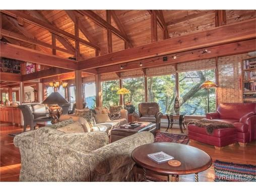 Main Photo: 861 Nose Point Rd in SALT SPRING ISLAND: GI Salt Spring House for sale (Gulf Islands)  : MLS®# 752122