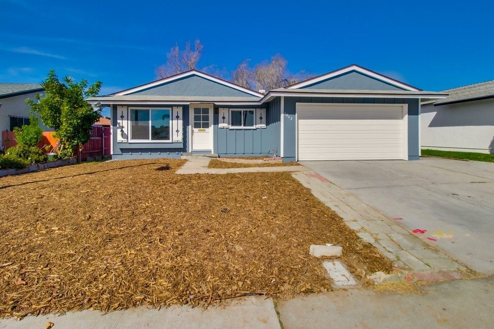 Main Photo: SAN DIEGO House for sale : 3 bedrooms : 3862 Coleman Avenue