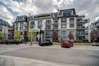 Main Photo: 203 131 Quarry Way SE in Calgary: Douglasdale/Glen Apartment for sale : MLS®# A1093949