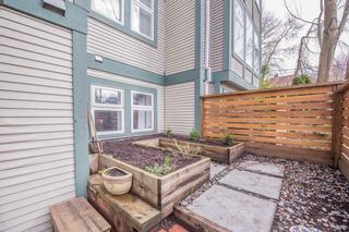 """Photo 10: 102 1915 E GEORGIA Street in Vancouver: Hastings Condo for sale in """"GEORGIA GARDENS"""" (Vancouver East)  : MLS®# R2150666"""