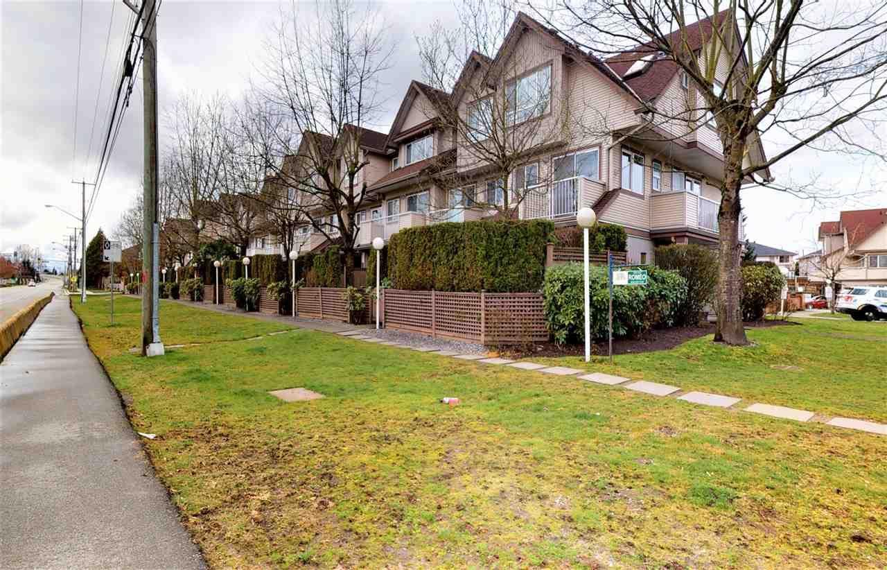 Main Photo: 22 22788 NORTON Court in Richmond: Hamilton RI Townhouse for sale : MLS®# R2521190