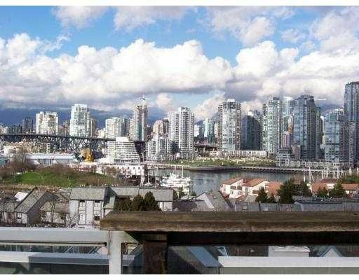 "Main Photo: 309 1166 W 6TH Avenue in Vancouver: Fairview VW Condo for sale in ""SEASCAPE VISTA"" (Vancouver West)  : MLS®# V632323"