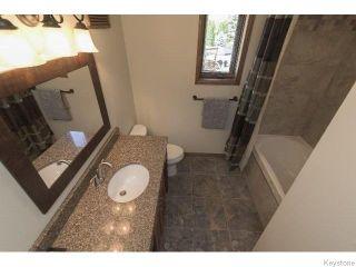 Photo 12: 42 SILVERFOX Place in ESTPAUL: Birdshill Area Residential for sale (North East Winnipeg)  : MLS®# 1517896