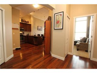 """Photo 9: 407 2627 SHAUGHNESSY Street in Port Coquitlam: Central Pt Coquitlam Condo for sale in """"VILLAGIO"""" : MLS®# V1076806"""