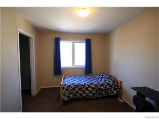 Photo 15: 849 Hector Avenue in Winnipeg: Manitoba Other Residential for sale : MLS®# 1607796