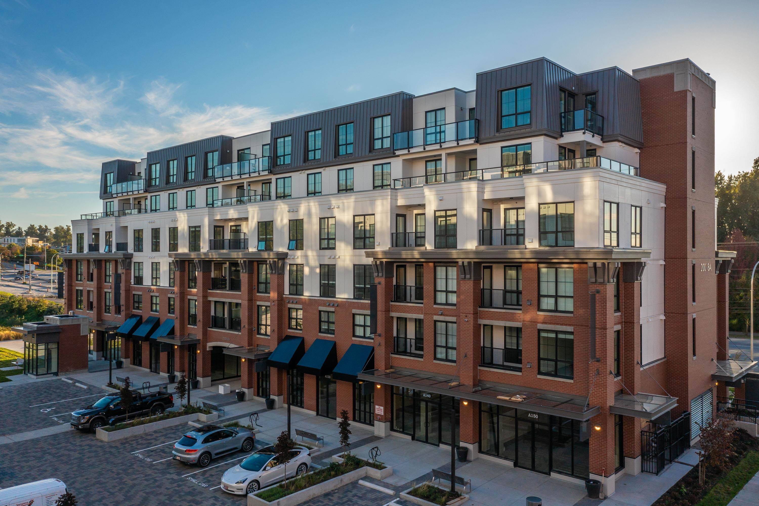 """Main Photo: A306 20018 83A Avenue in Langley: Willoughby Heights Condo for sale in """"Latimer Village at Latimer Heights"""" : MLS®# R2620857"""