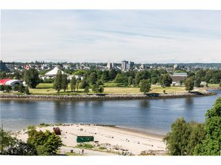 Photo 1: # 602 1311 BEACH AV in Vancouver: West End VW Condo for sale (Vancouver West)  : MLS®# V1072911