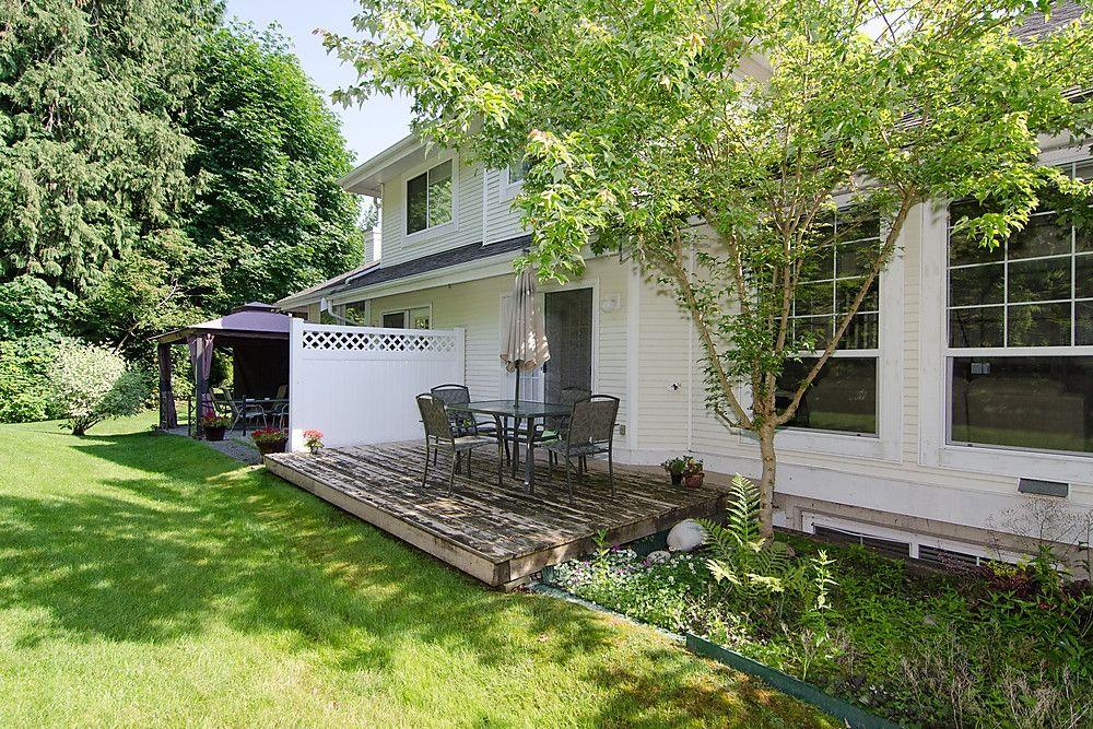 "Main Photo: 34 8675 WALNUT GROVE Drive in Langley: Walnut Grove Townhouse for sale in ""CEDAR CREEK"" : MLS®# F1217479"