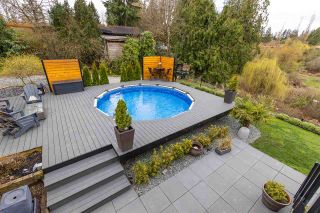 """Photo 30: 7887 227 Crescent in Langley: Fort Langley House for sale in """"Forest Knolls"""" : MLS®# R2561927"""