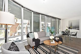 """Photo 4: 312 788 HAMILTON Street in Vancouver: Downtown VW Condo for sale in """"TV Towers"""" (Vancouver West)  : MLS®# R2364675"""