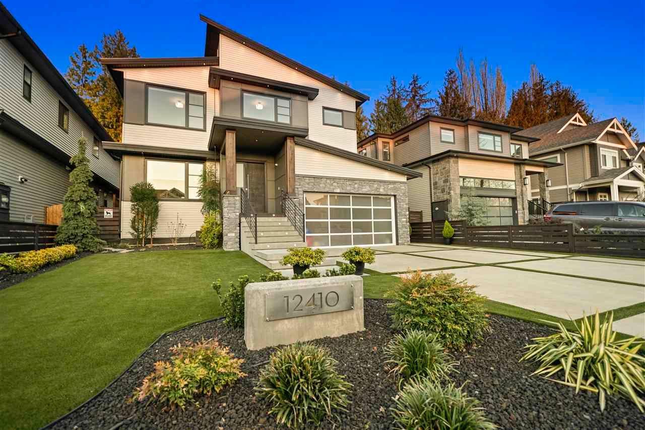 Main Photo: 12410 ALLISON Street in Maple Ridge: Northwest Maple Ridge House for sale : MLS®# R2569745