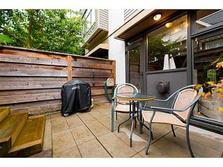 """Photo 8: 3651 COMMERCIAL Street in Vancouver: Victoria VE Townhouse for sale in """"Brix II"""" (Vancouver East)  : MLS®# V1087761"""