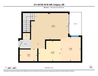 Photo 31: 211 3615A 49 Street NW in Calgary: Varsity Apartment for sale : MLS®# A1131604