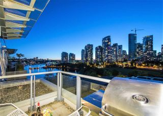 Photo 4: 801 1383 MARINASIDE CRESCENT in Vancouver: Yaletown Condo for sale (Vancouver West)  : MLS®# R2244068