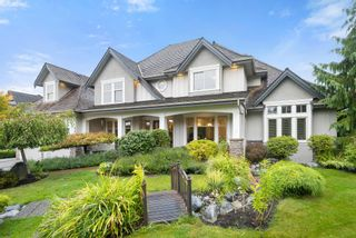 Main Photo: 3896 156 Street in Surrey: Morgan Creek House for sale (South Surrey White Rock)  : MLS®# R2627888