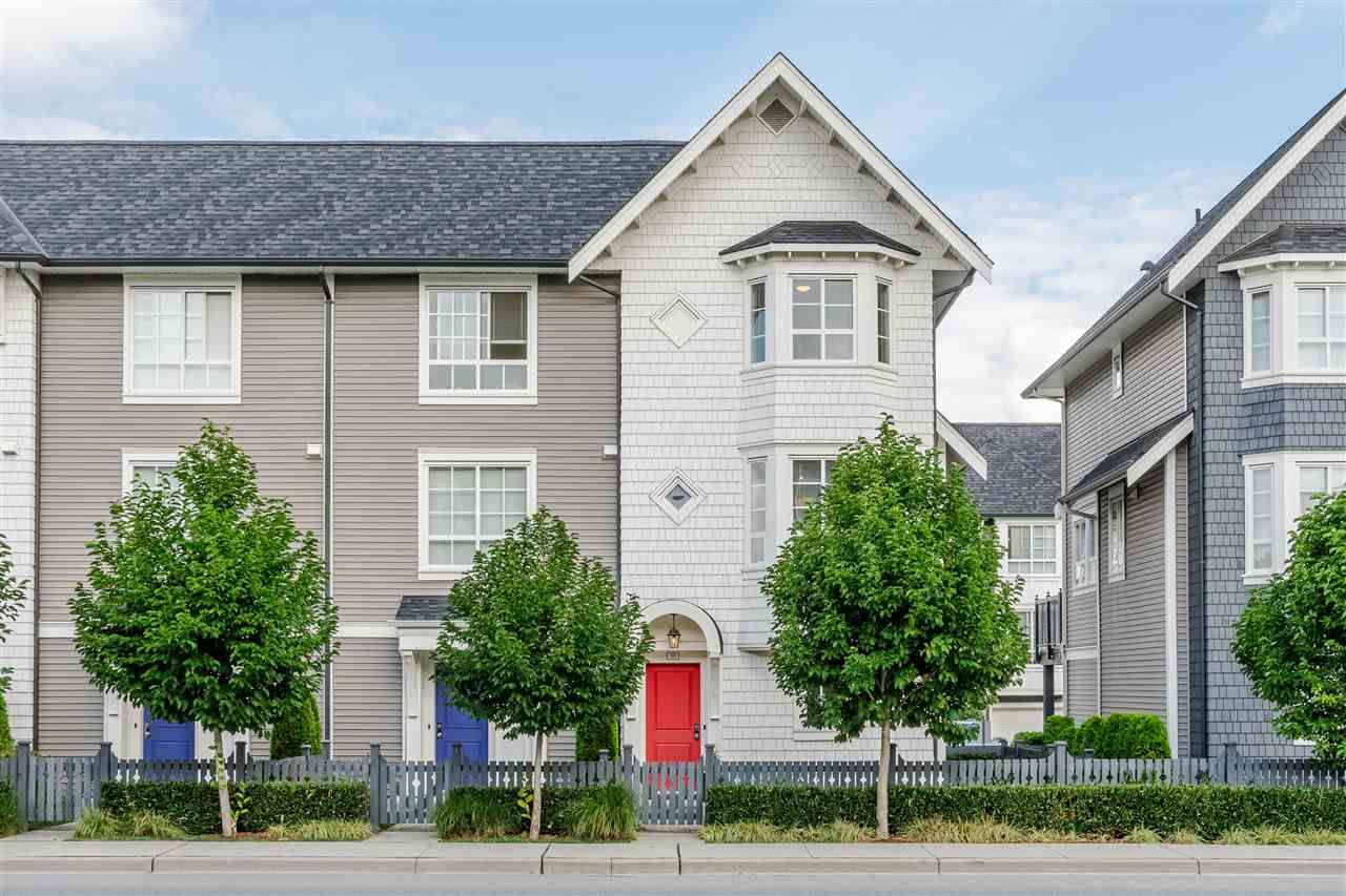 """Main Photo: 30 8438 207A Street in Langley: Willoughby Heights Townhouse for sale in """"YORK by Mosaic"""" : MLS®# R2396335"""