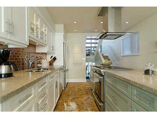 """Photo 11: 782 MILLBANK Road in Vancouver: False Creek Townhouse for sale in """"CREEK VILLAGE"""" (Vancouver West)  : MLS®# V1071873"""