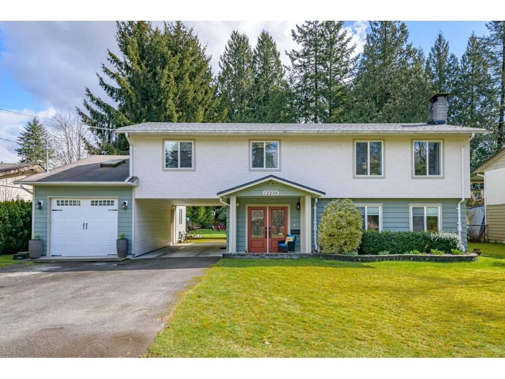 Main Photo: 12238 SKILLEN Street in Maple Ridge: Northwest Maple Ridge House for sale : MLS®# R2555543