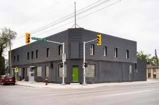 Photo 1: 582 Burrows Avenue in Winnipeg: Industrial / Commercial / Investment for sale (4A)  : MLS®# 202112991